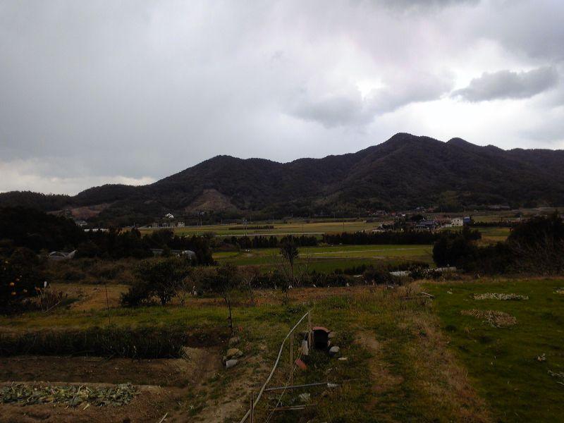 吉見の田園風景