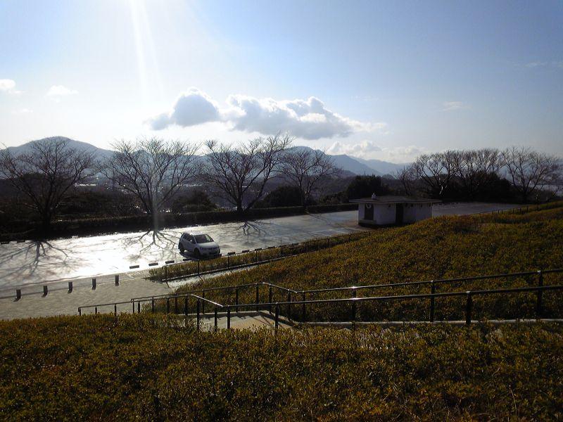 整備工事後の彦島老の山(2)