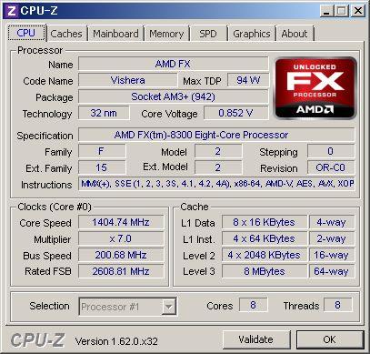 CPU-Z(FX-8300)